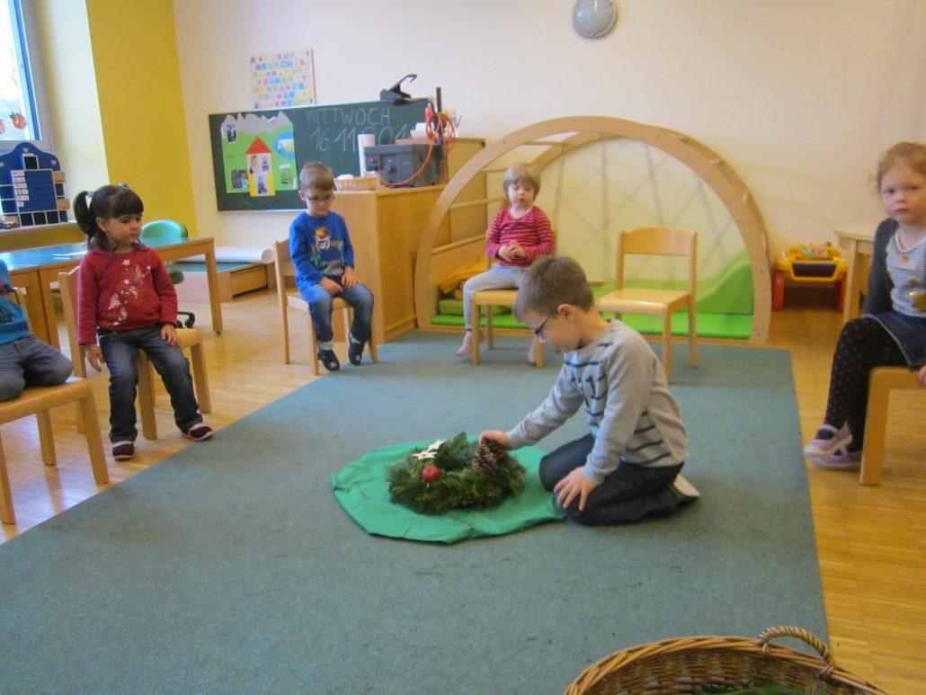 November In Der Kinderinsel St Wendelinus Wendelinus Kindergarten